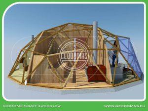 geodesic dome kupolas kupolai