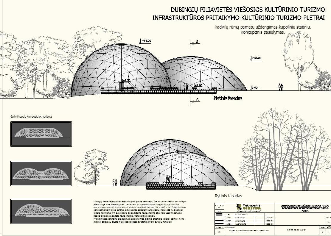 Археологические раскопки и исследования в Дубингяй, Литва