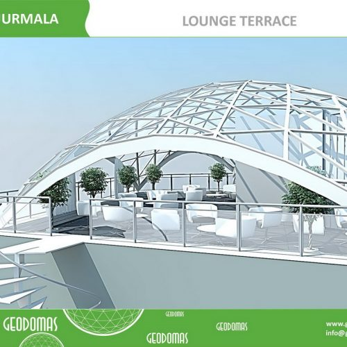Geodesic Dome Cover Construction For Roof Terrace & Geodesic Dome Cover Construction For Roof Terrace | Welcome to ... memphite.com