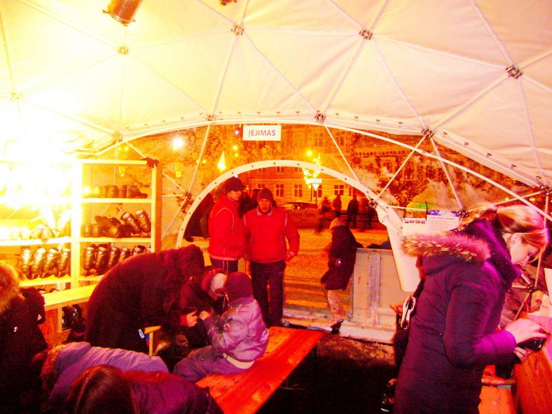 Vilnius – European Capital of Culture 2009 | Portable Domes for Events