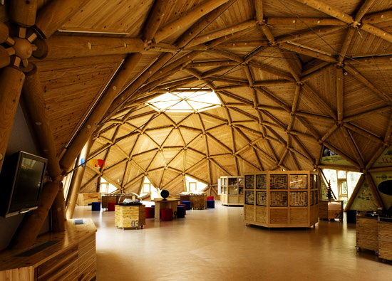 The Top Ten Fuller's geodesic Homes In The World