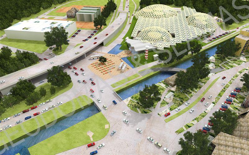 Парк в Мадурадаме, Голандия   Гаага – город-музей