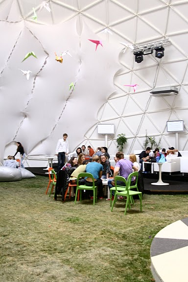 All Season VO3DUX Event Club | Geodesic Domes Ø20m & Ø6m