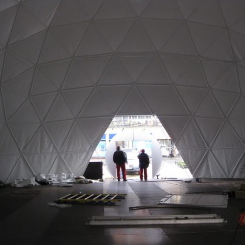 "Multimedia historical exhibition ""Slavic Myth"" 