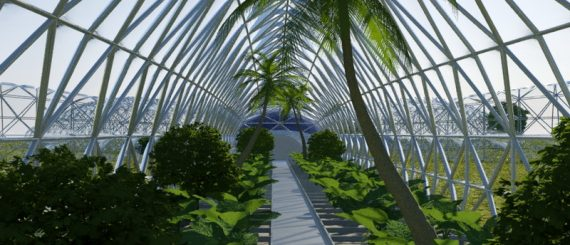 Geodesic Domes for Agriculture | Farming Biodomes