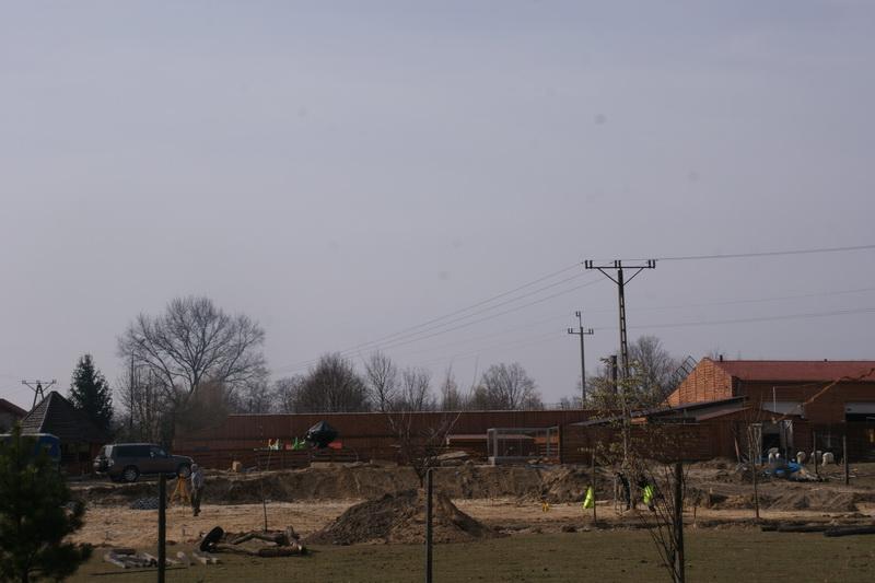 Kupolai Paviljonai Zoo Safari Borysew Ø34m H12m, Lenkija
