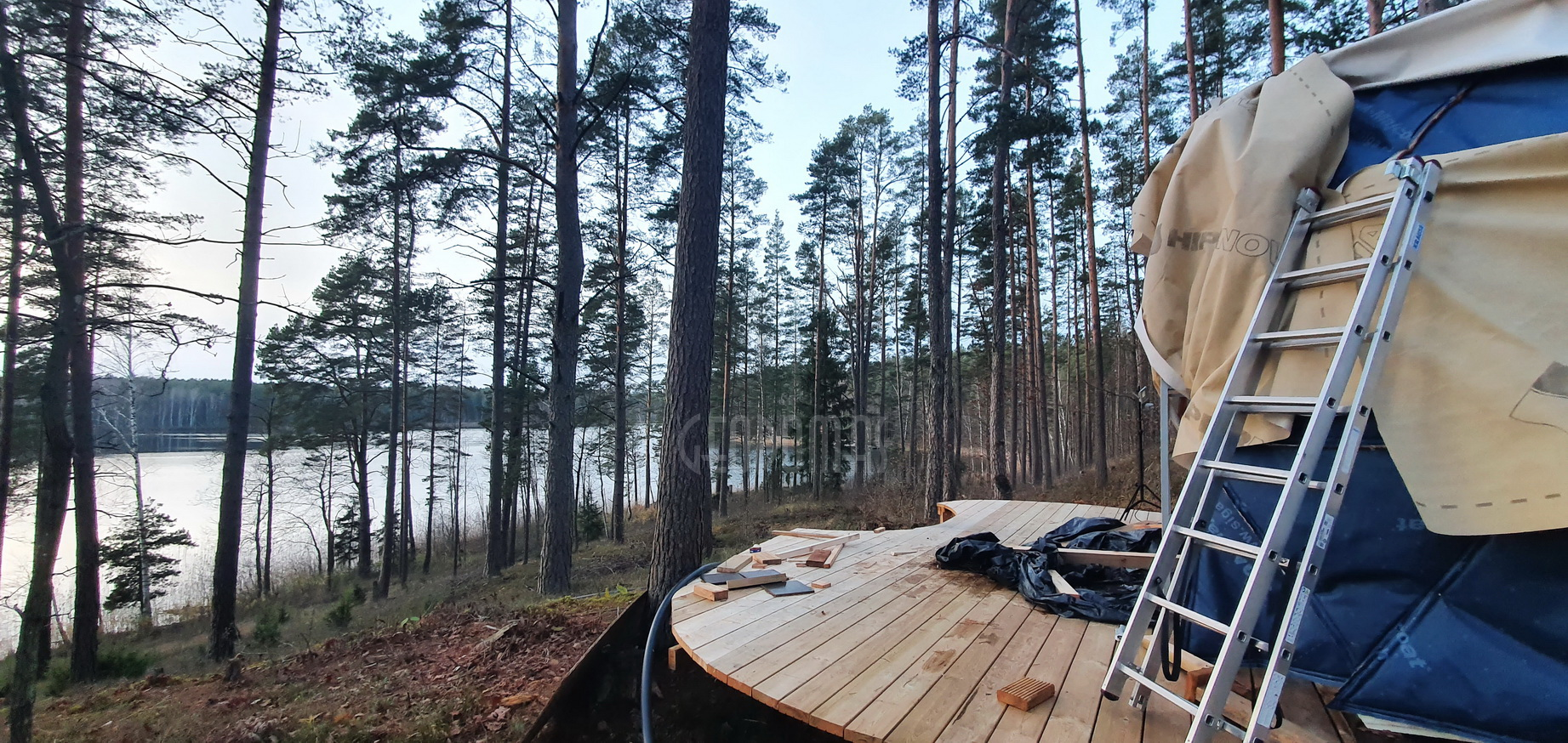 Connect with nature | Eco Living in forest | GLAMPINGLITHUANIA